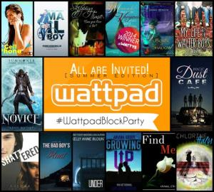 Wattpad Block Party 2