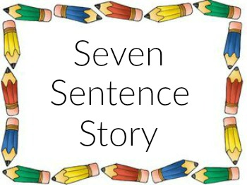The Seven Sentence Story – Darly Jamison