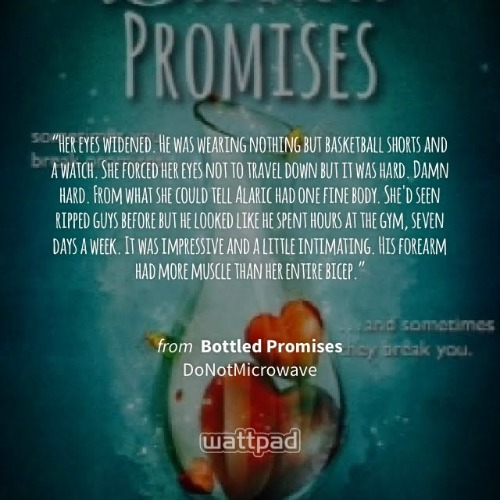 Bottled Promises