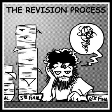 Essay revision guidlines